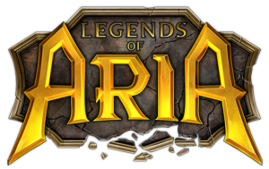 логотип Legends of Aria