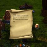 Письмо по квесту